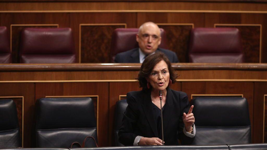"""El Gobierno convocará la mesa de diálogo con Cataluña porque """"es la única forma de encontrar una salida"""""""
