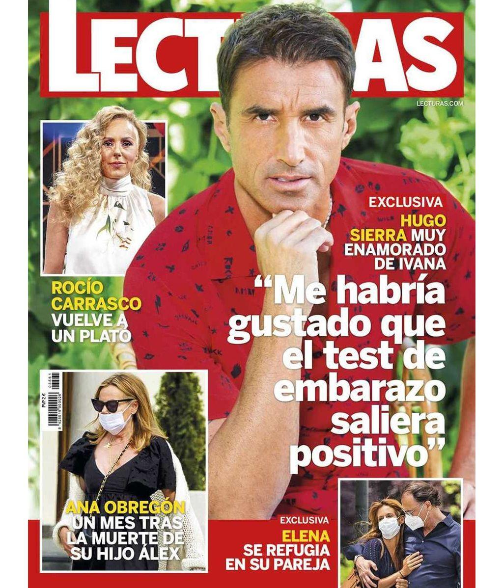 La portada de la revista 'Lecturas'