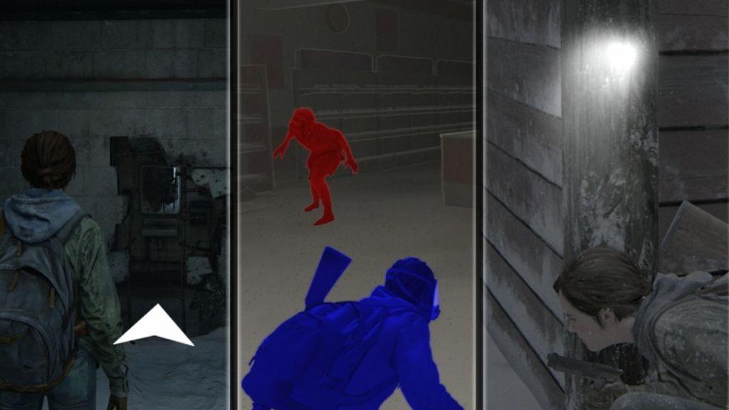 The Last of Us Parte 2 accesibilidad