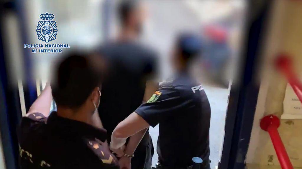 Detenida una pareja por intoxicación por cocaína de su hijo de seis meses