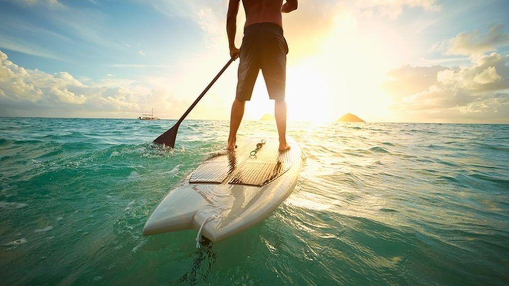 Diferencia entre tablas de paddle surf