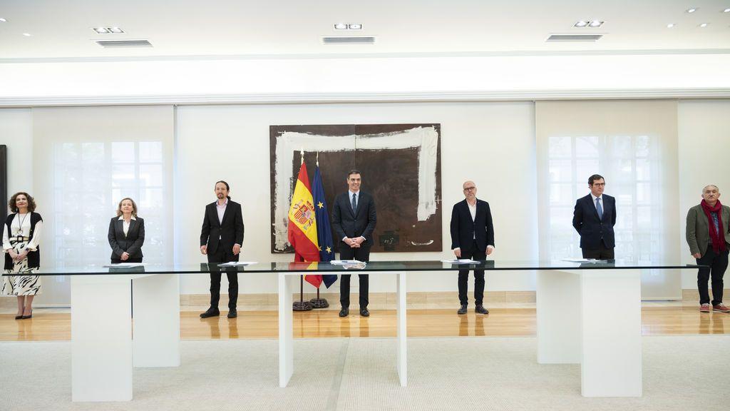 Gobierno y agentes sociales fracasan por segunda vez en la negociación sobre la prórroga de los ERTE