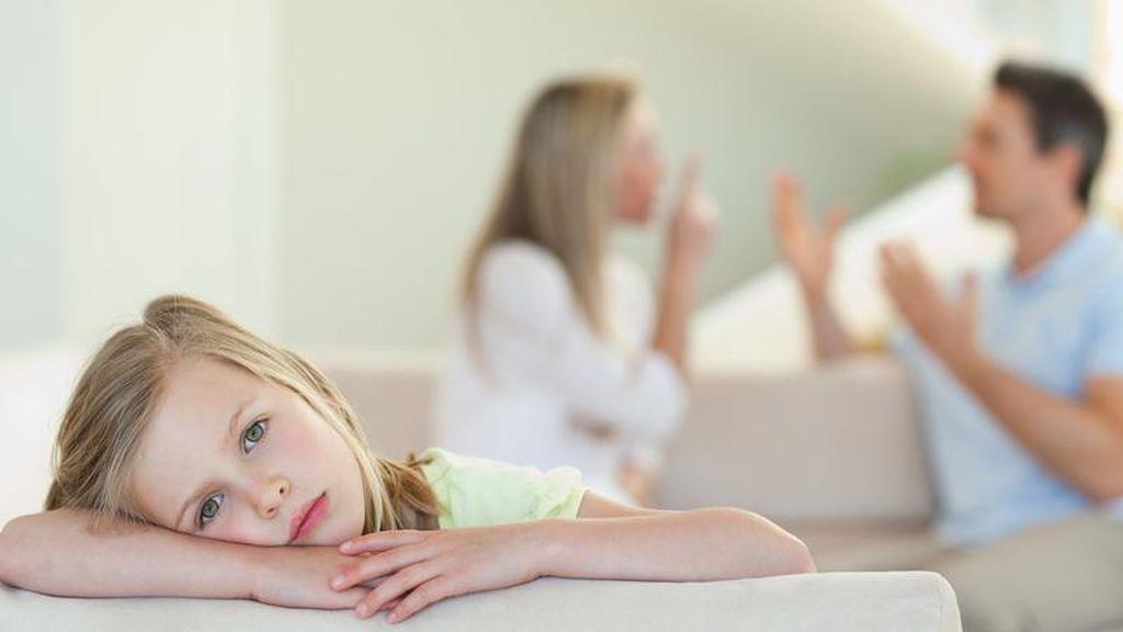 Consejos para explicar a un niño la separación de sus padres.
