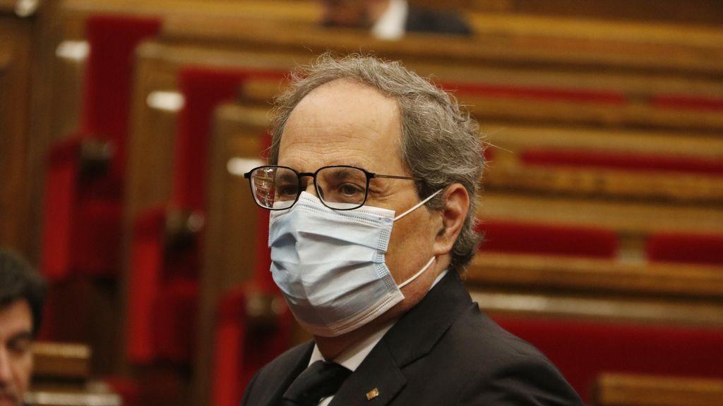 Cataluña pone fin al estado de alarma tras sólo unas horas en fase 3