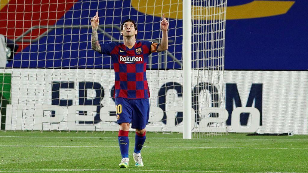 """El vestuario del Barça, consciente de que se juega la vida en Sevilla: """"Media Liga está aquí"""""""
