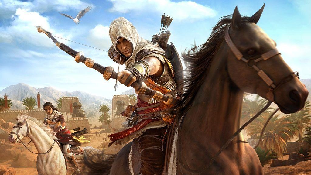 Juega a Assassin's Creed Origins gratis
