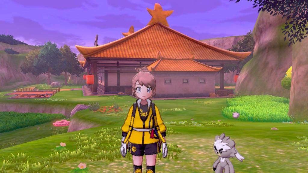 La Isla de la Armadura, Pokémon Espada y Escudo