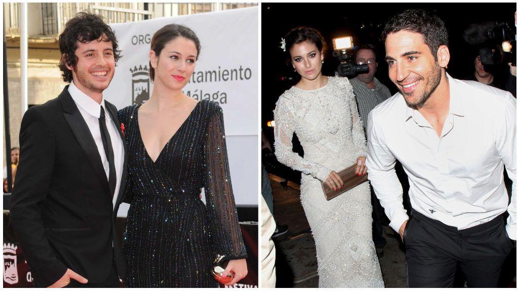 El primer romance conocido de Blanca fue con Javier Pereira. Luego, comenzó a salir con Miguel Ángel Silvestre.