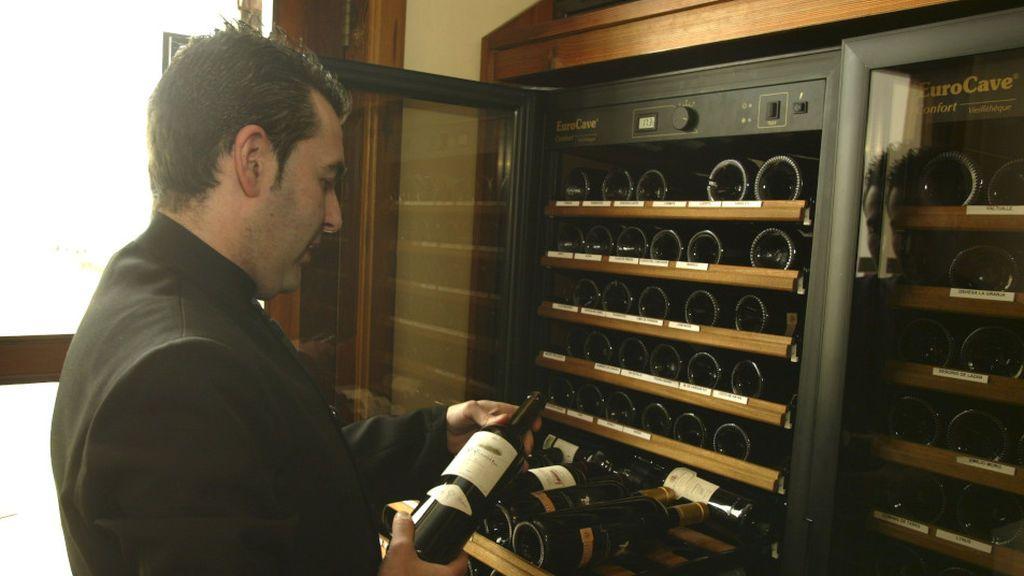 Neveras para vinos: claves para elegirla bien