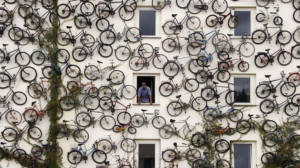 En Alemania, las bicicletas son más que nunca para el verano pandémico