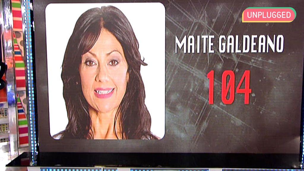 Maite Galdeano 'Sábado Deluxe'