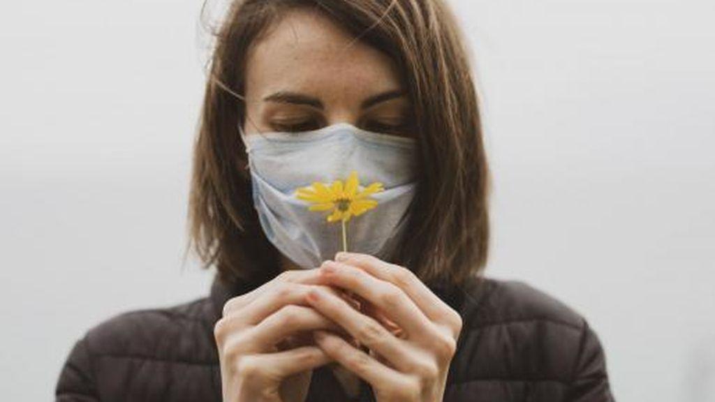 Los enfermos del COVID pierden el 79,7% de su olfato y el 69% del gusto