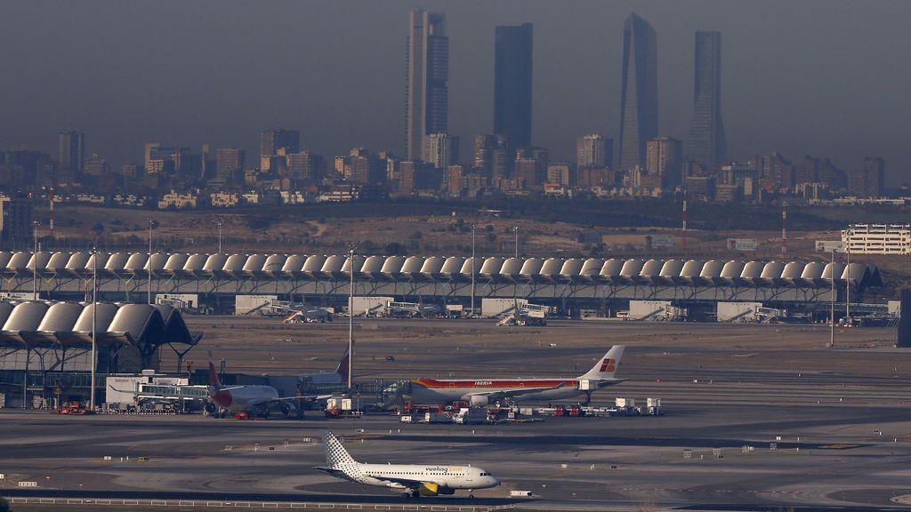Los aeropuertos estrenan desde el lunes desinfección y camaras termográficas ocultas