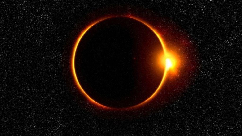El verano comienza con un eclipse anular de sol: dónde y cuándo podrá verse el 'anillo de fuego'