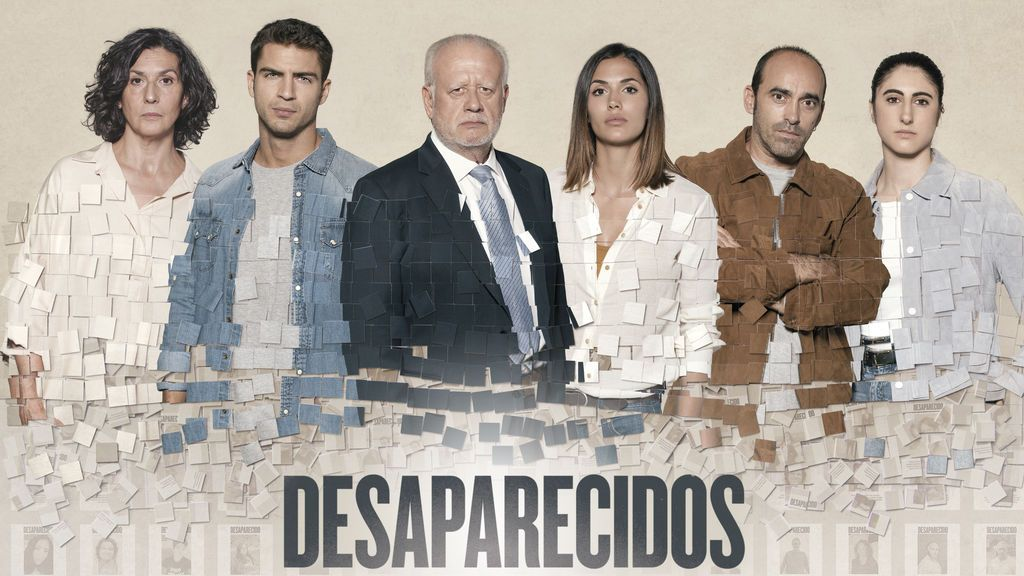 'Desaparecidos. La serie' llega a Amazon Prime Video el próximo viernes