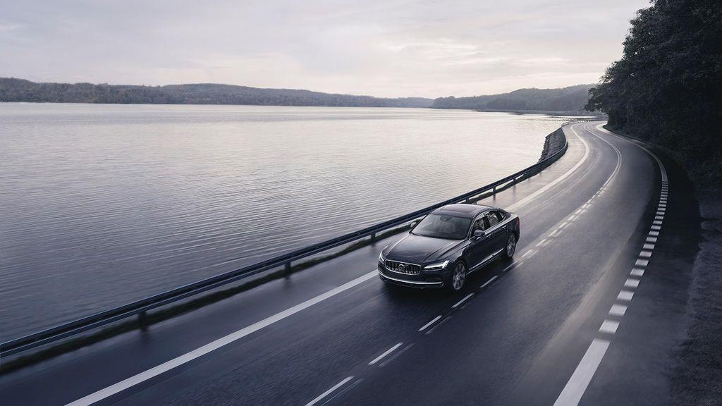 El futuro del coche empieza hoy: Volvo ya limita sus coches a 180 km/h