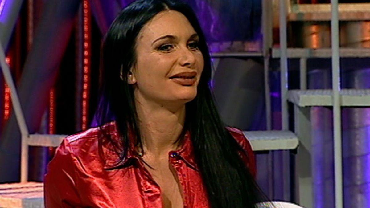 Yola Berrocal en 'Crónicas Marcianas'