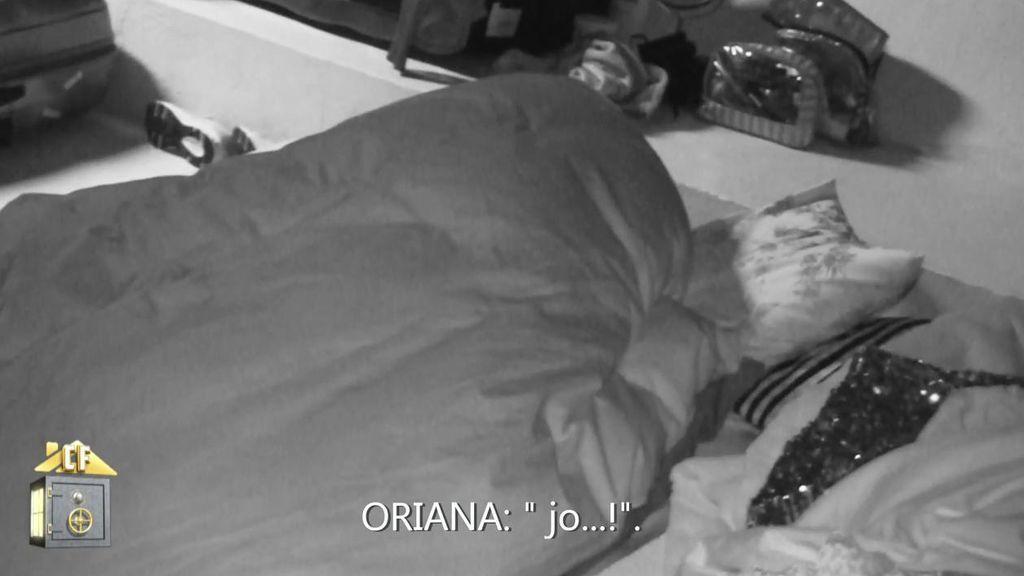 Oriana e Iván tienen sexo