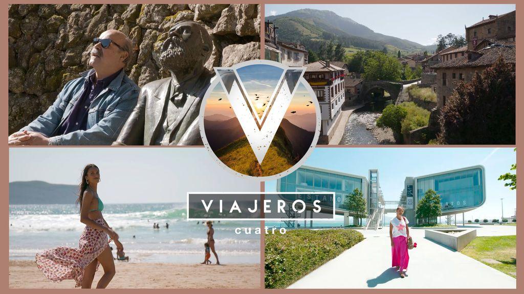 Cantabria, primera parada de 'Viajeros Cuatro', que redescubrirá la riqueza turística de España junto a nuevos destinos internacionales