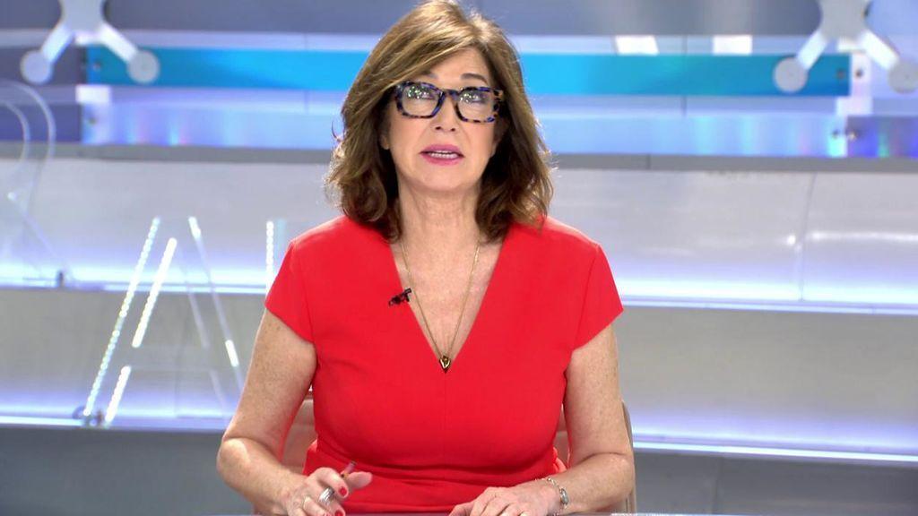 Ana Rosa Quintana critica el encontronazo de Olona y Montero