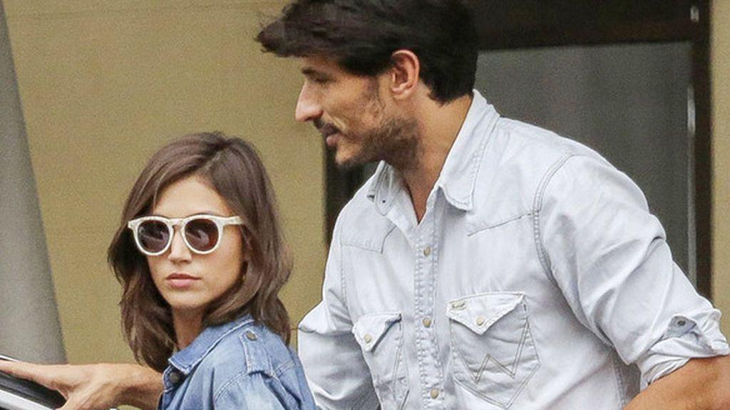 Úrsula y Andrés comenzaron a salir cuando se confirmó la ruptura de él con Kylie Minogue.