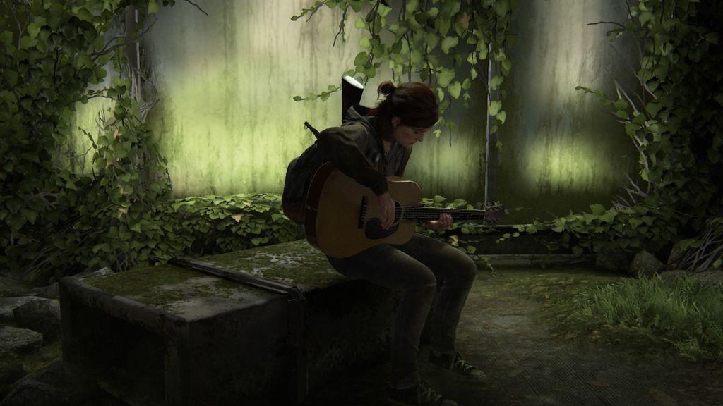The Last of Us™ Parte II guitarra