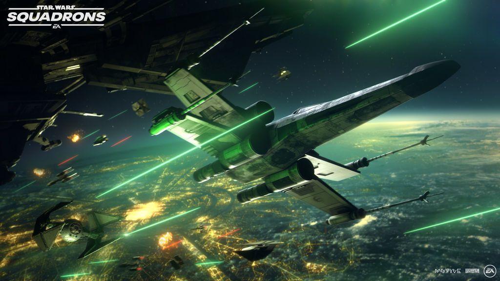 Star Wars Squadron: vídeo de gameplay