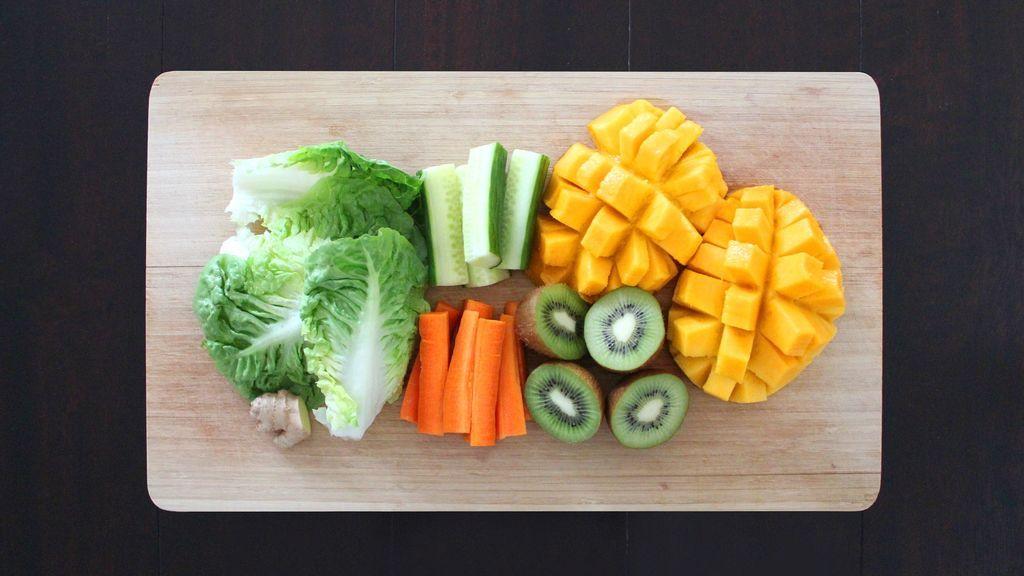 Carne, huevos, leche... diferencias entre la dieta vegana y vegetariana