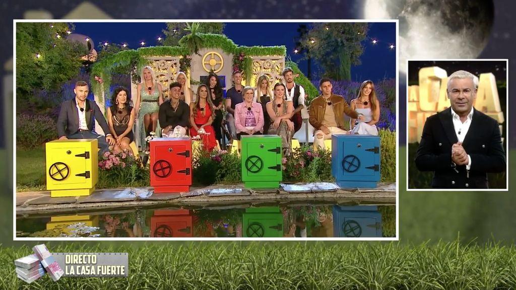 'La Casa Fuerte', emisión más vista del jueves y líder de la noche con más de 10 puntos de ventaja sobre Antena 3