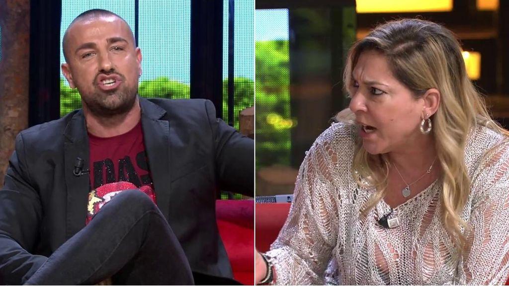 """Rafa Mora arremete contra Oriana y su madre: """"Barriobajeras tú y tu hija"""""""