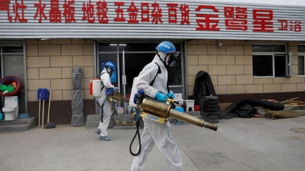 El foco de Pekín:  Aumentan los contagios y ya son  184 casos