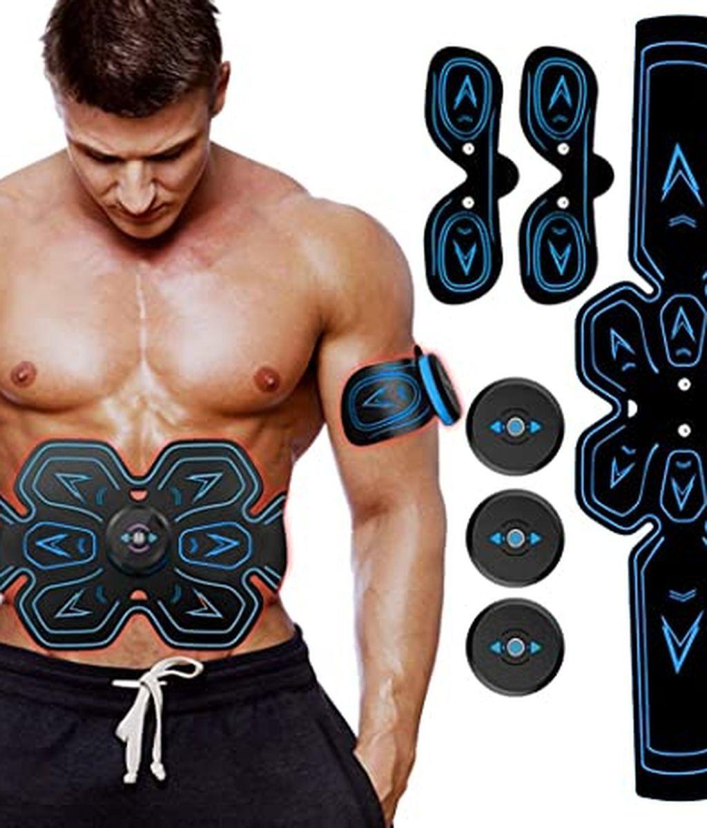 Electroestimulador de abdominales1