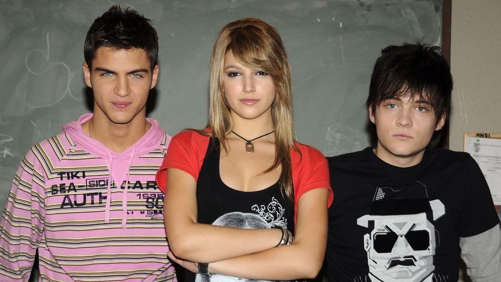 Úrsula Corberó conoció el significado de la fama en el año 2008.
