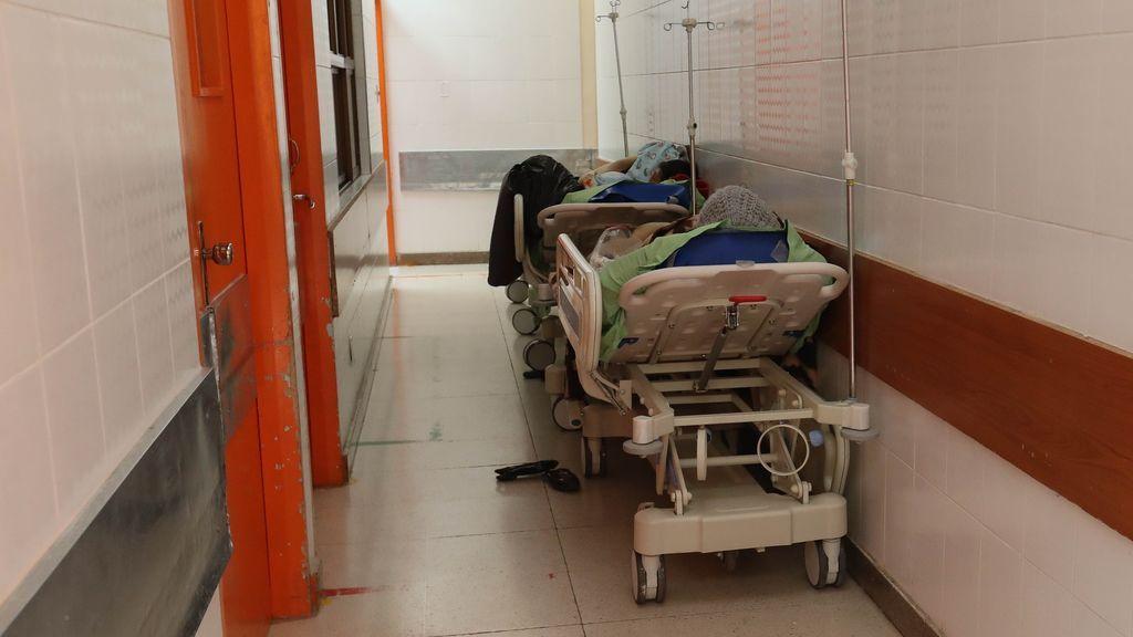 Indignación en Bolivia por la retransmisión en directo de la agonía y muerte de un paciente con coronavirus