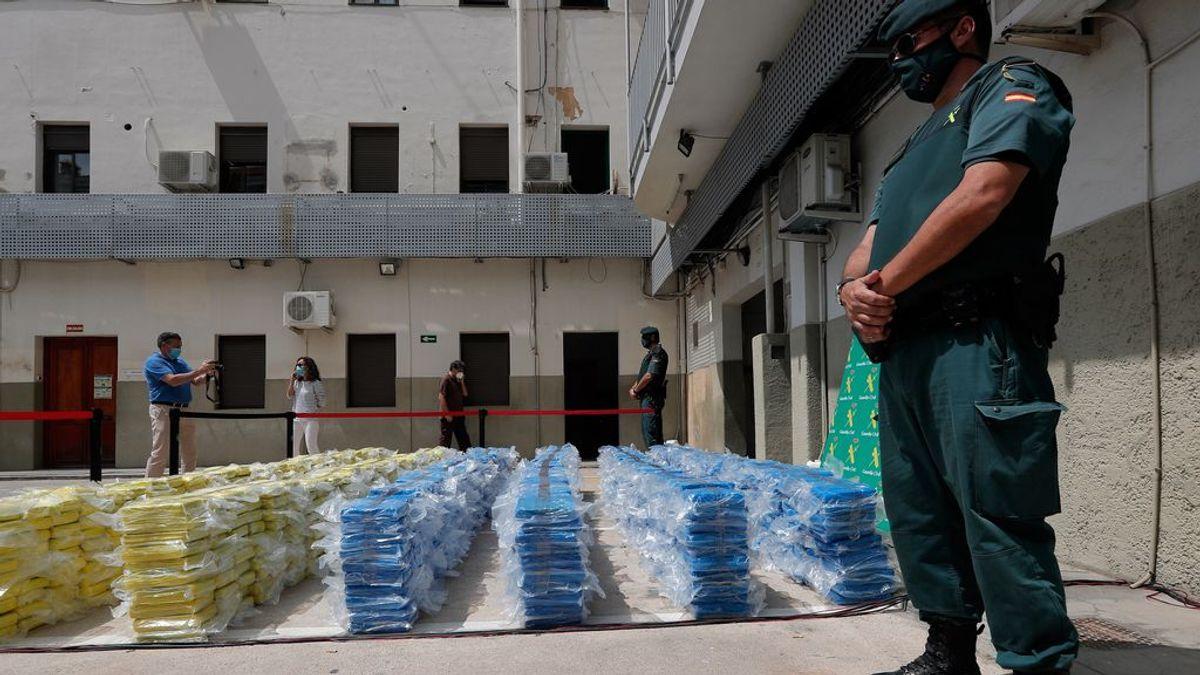 Rompen la red de teléfonos 'indescifrables' que usan narcos como Sito Miñanco