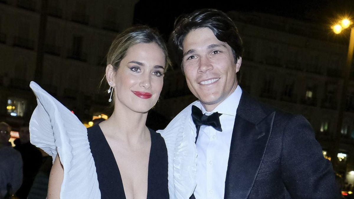 """María Pombo confirma que está embarazada: """"Estamos felices de contaros que nuestra familia crece"""""""