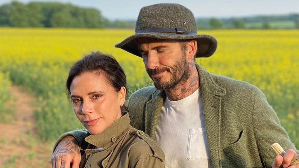 """David Beckham manda un mensaje aVictoriatras la polémica sobre su separación: """"Nuevo proyecto"""""""