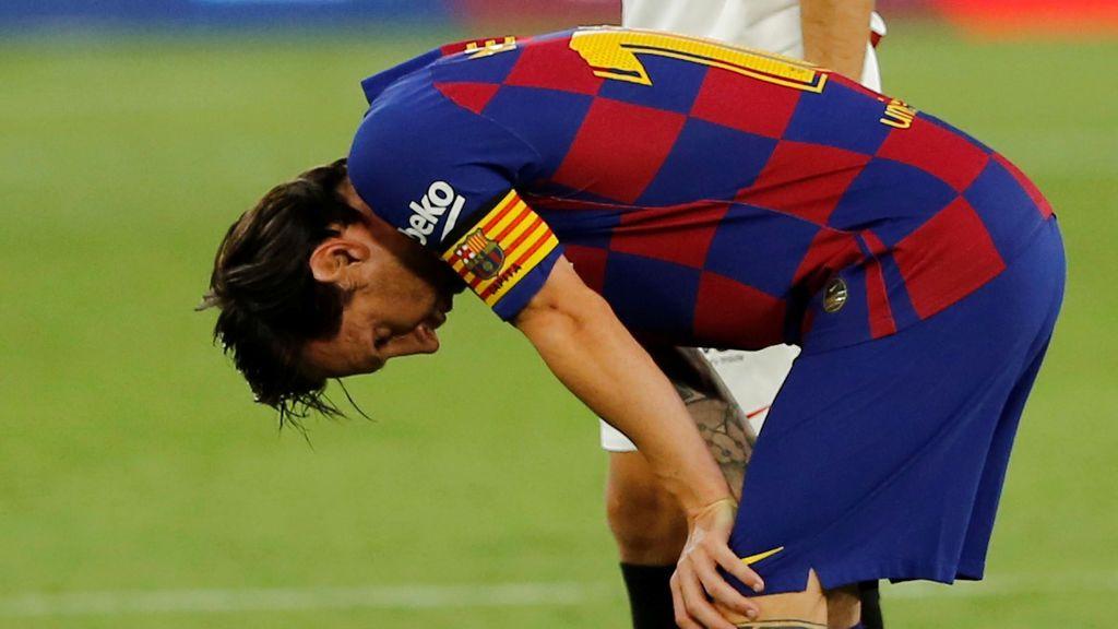 El plan del Barça para hacer bueno el punto de Sevilla: Piqué da la cara y apunta al Real Madrid