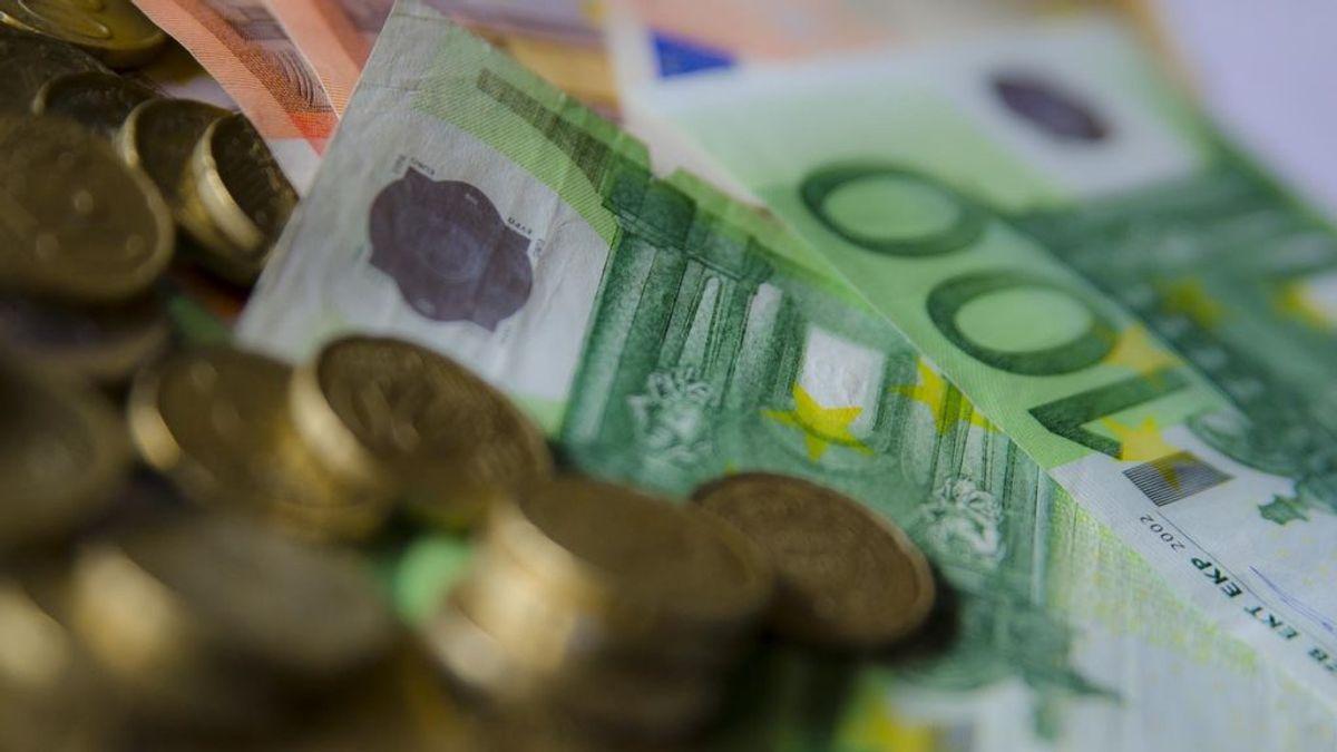 El riesgo de contraer el coronavirus tocando dinero es insignificante, según el BCE