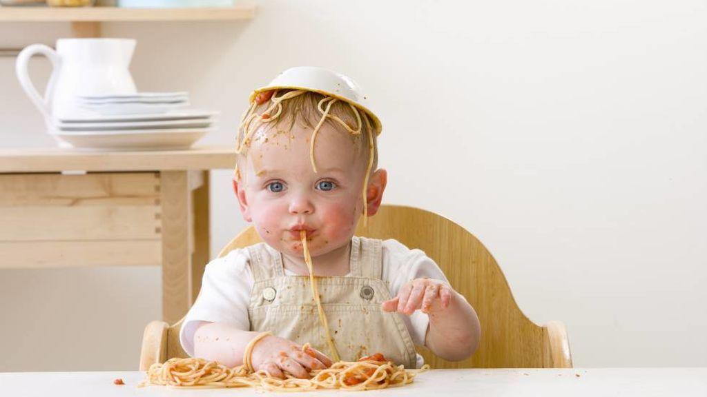 Eso sí, si ves a tu hijo con mucha soltura, siempre podrás aplicar el Baby-led Weaning.