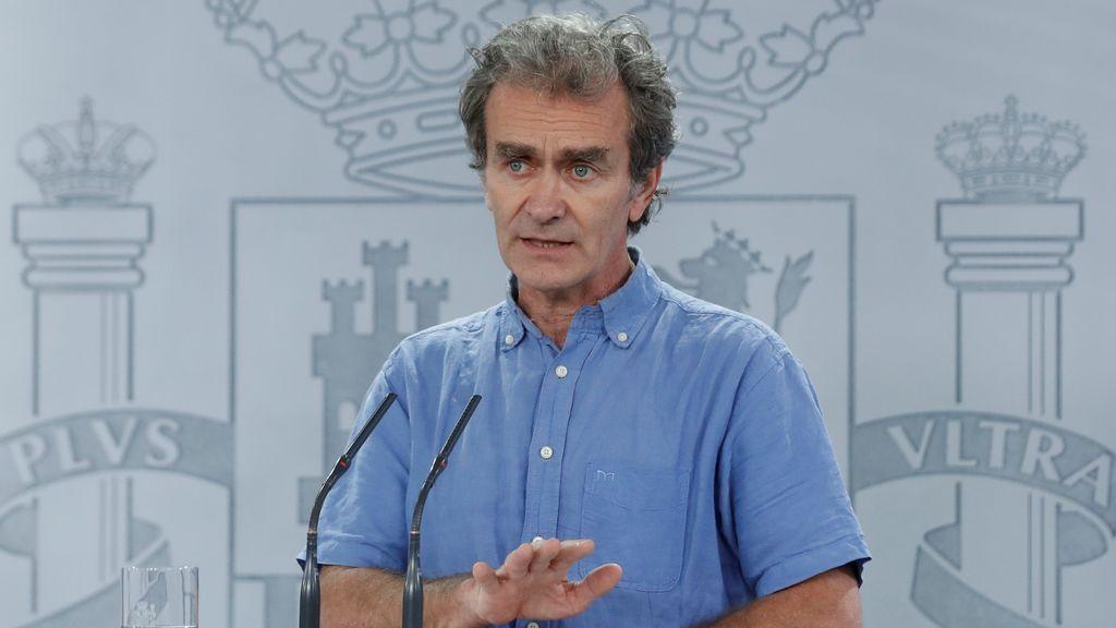 Fernando Simón, galardonado con el premio Emilio Castelar 2020
