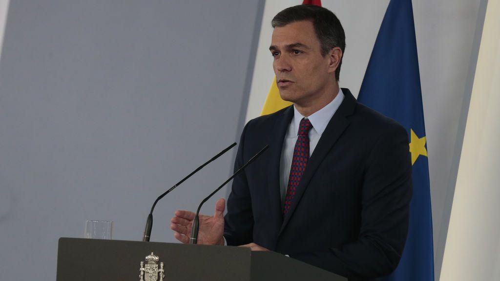 """Sánchez pone fin al estado de alarma  reclamando unidad: """"España debe entenderse con España"""""""