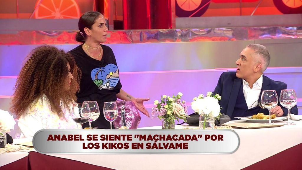 "Kiko Hernández se mosquea con Anabel Pantoja: ""A ver si vamos a descubrir las cartas"""