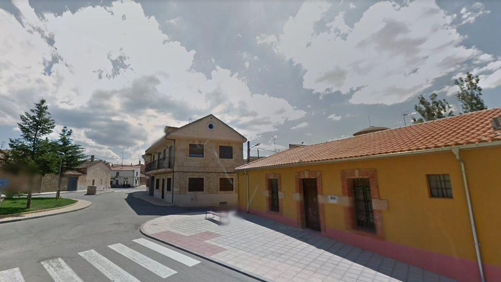 Encuentran el cadáver de un hombre tras sofocar el incendio de una casa abandonada en Salamanca