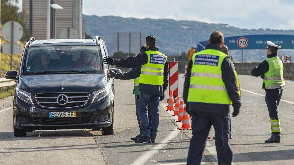 """Los pueblos fronterizos con Portugal tendrán que esperar: """"Necesitamos el trasiego de la frontera para vivir"""""""