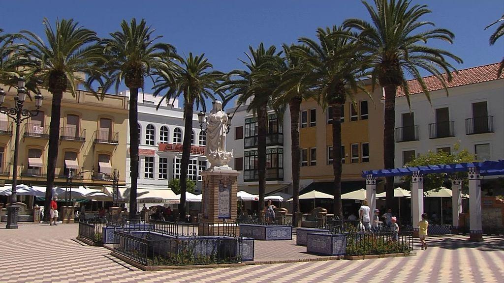 plaza ayamonte