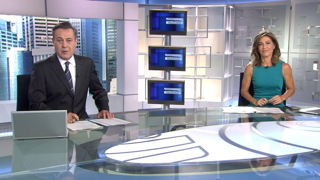 Informativos Telecinco Mediodía 21/06/2020