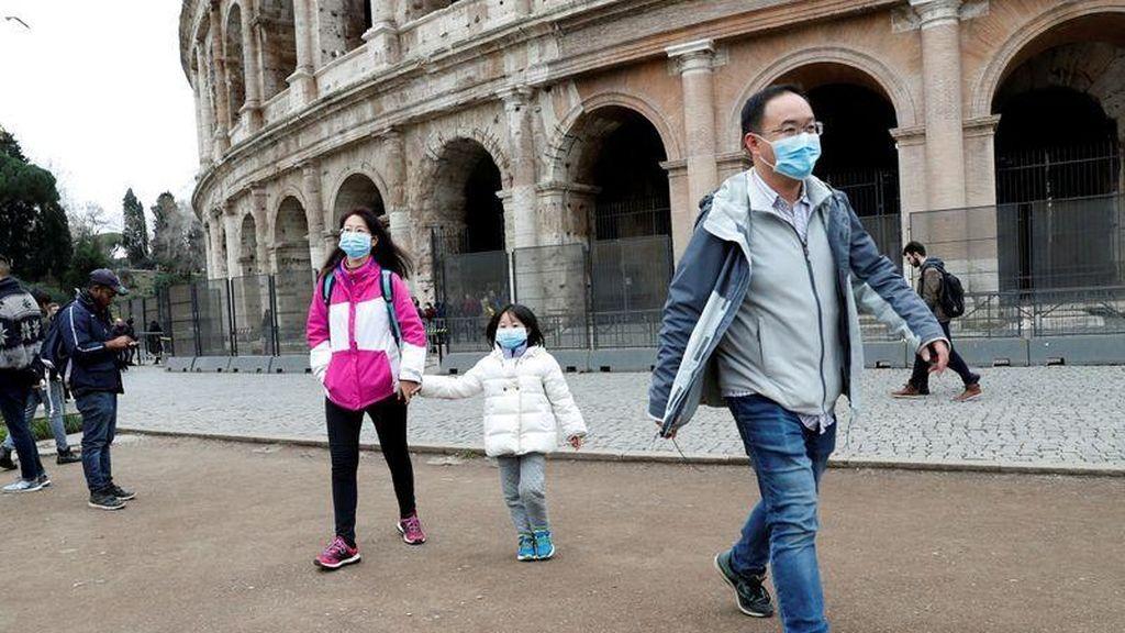 Italia confirma 224 nuevos casos y otros 24 fallecidos por coronavirus
