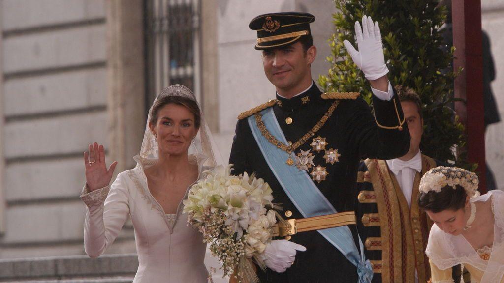 Un empresario, amigo del rey emérito, pago la mitad del viaje de novios que Don Juan Carlos regaló a Felipe y Letizia