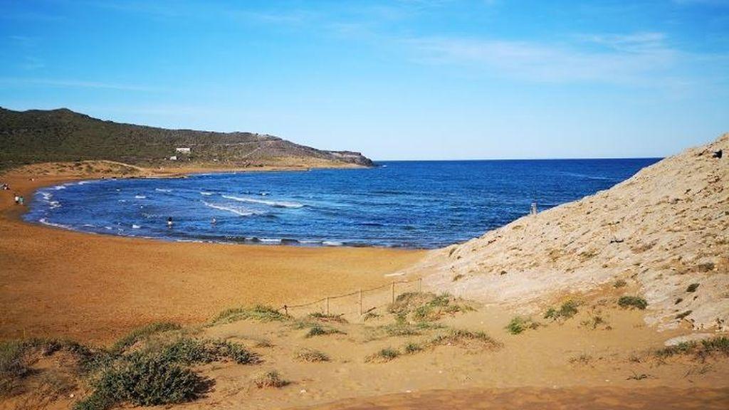 Playa de Calblaque, Murcia